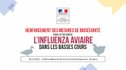 INFORMATIONS IAHP Grippe aviaire